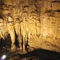 Stalactites.- Mammoth Cave National Park