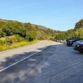 The primary parking area is along Carmel Valley Road.- Garland Ranch Regional Park