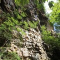 Sandstone Cliffs as seen from below.- Endless Wall