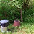 One of two waste water disposal sites.- Alder Glen Recreation Site