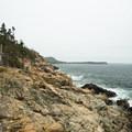 Plenty of access to the rocky coast.- Ocean Path