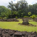 This historic site was once an ancient medicinal healing temple.- Keaīwa Heiau State Recreation Area