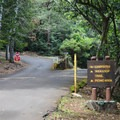 Take the loop road from the entrance to access the camping areas, picnic pavilions, and 'Aiea Loop Trailhead.- Keaīwa Heiau State Recreation Area