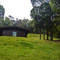 Restrooms are located in each camping area.- Keaīwa Heiau State Recreation Area