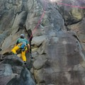 Top roping and sport/trad climbing are all popular at Mokule'ia.- Mokule'ia Crag
