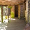 Whisky Creek Cabin.- Whisky Creek Cabin