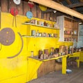 Random items inside the Whisky Creek Cabin.- Whisky Creek Cabin