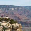 Rim Trail accesses many incredible viewpoints.- Rim Trail