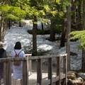 The Panorama Trail is usually the first to clear in the spring and offers wheelchair access.- Sea-to-Sky Gondola Summit