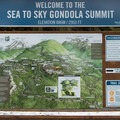 The trail system is well marked.- Sea-to-Sky Gondola Summit