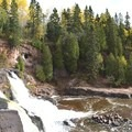 Gooseberry Falls.- Gooseberry Falls