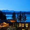 Alderbrook Resort and Spa.- Alderbrook Resort + Spa
