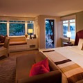 A waterfront room.- Alderbrook Resort + Spa