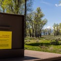 Food storage rules are strictly enforced- Gros Ventre Campground