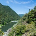The Rogue River.- Whisky Creek Cabin