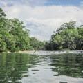 The Mopan River in Belize. - Mopan River Float