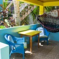 Suites have balconies and patios that are perfect for relaxing in the cool breeze.- Colinda Cabanas