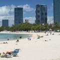 Ala Moana Beach.- Ala Moana Beach Park