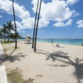 Ala Moana Beach Park.- Ala Moana Beach Park