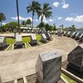 Memorial plaques at Pearl Harbor Historic Sites.- Pearl Harbor Historic Sites
