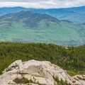 The view from the summit of Chocorua. - Mount Chocorua via Liberty Trail