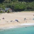 Waimea Bay Beach.- Waimea Bay Beach Park