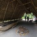Kauhale Ancient Hawaiian Living Site at Waimea Valley.- Waimea Valley Botanical Garden + Cultural Center