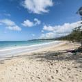Mālaekahana Beach.- Mālaekahana Beach Campground