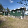 Plantation suites at Mālaekahana Beach Campground.- Mālaekahana Beach Campground