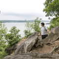 Take a breath and enjoy the lookouts.- Breakneck Ridge