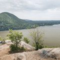 Storm King Mountain and the Hudson River.- Breakneck Ridge