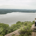 There are continuous lookouts along the route.- Breakneck Ridge