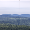 The Catskill Mountains to the northwest.- Ninham Mountain Fire Tower