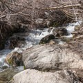 High water levels in early summer during the snowmelt.- Mount Whitney: Winter Mountaineers Route