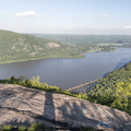 The view from Storm King Mountain to the south.- Storm King Mountain