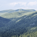 Mount Beacon and Breakneck Ridge.- Storm King Mountain