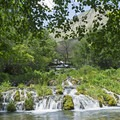 The area is not large, but it is very idyllic and soothing to the senses.- Cascade Springs