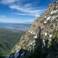 Views near the summit of the Aspen Grove Trail.- Mount Timpanogos Backcountry Tour