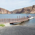 The dock at Palo Verde.- Palo Verde Recreation Site
