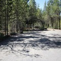North Davis Creek Campground.- North Davis Creek Campground