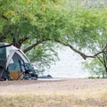 A great campsite!- Burnt Corral Campground
