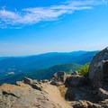 The summit of Stony Man.- Stony Man via Little Stony Man Trail
