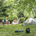 Designed for large groups.- Croton Point Campground