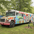 Hippie buses are acceptable, but not recommended.- Croton Point Campground
