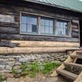 Taft Lodge.- Mount Mansfield via Hell Brook + Long Trails