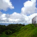 The best views are seen by traversing around the outside of the radar fence. Do not enter the facility.- Mount Ka'ala