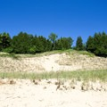 Some dunes.- Red Trail