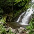 Moss Glen Falls.- Moss Glen Falls