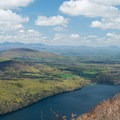 Views from Mount Pisgah are incredible.- Mount Pisgah via South Trail