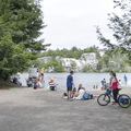 Cool off and explore more of the park.- Lake Minnewaska